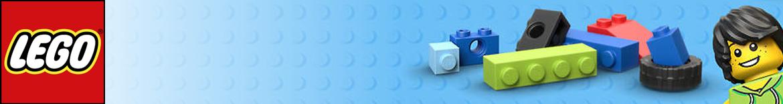 Lego - alt i legoklodser og byggesæt til store og små