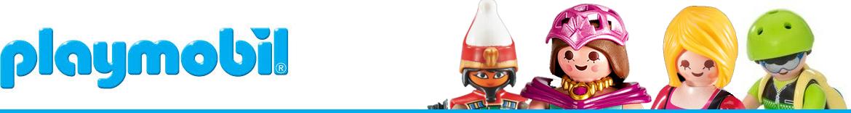 Playmobil - leg med figurer og tilbehør