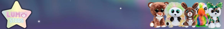Lumo Stars Plysdyr