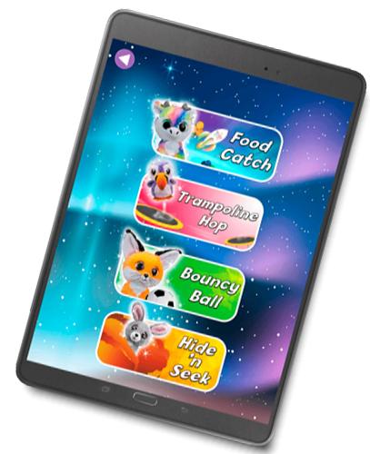 Lumo Stars App - gratis app med spil og meget mere