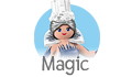 Playmobil Magic - magisk univers med prinsesser og havfruer.