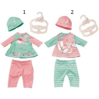 My First Baby Annabell Baby Outfit Vælg mellem to forskellige