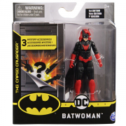Batman The Caped Crusader figur 10 cm Batwoman
