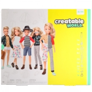 Creatable World Deluxe Character Dukke