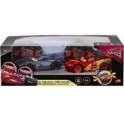 Cars 3 Twin Pack med RC McQueen og Jackson Storm