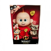 The Incredibles 2 Jack Jack Angriber