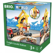 BRIO 33280 Fragtgodsstation