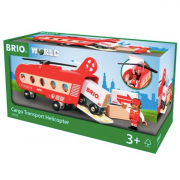 BRIO 33886 Fragthelikopter