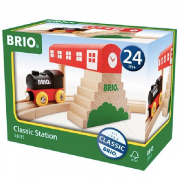 BRIO 33615 Klassisk Station