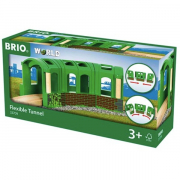 BRIO 33709 Fleksibel tunnel