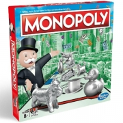 Hasbro Monopoly Classic Udgave