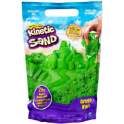 Kinetic Sand Colour Bag Grøn 907gram