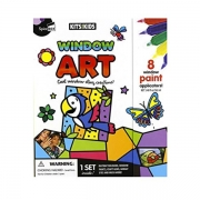 Kits 4 Kids Window Art Vinduesmaling