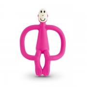 Matchstick Monkey Teething Pink