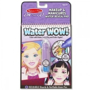 Melissa & Dough Water Wow med makeup og manicurer