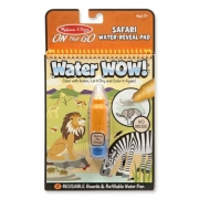 Melissa & Doug Water WOW Rejseudgave Safari