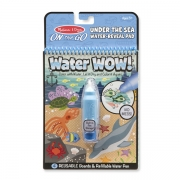 Melissa & Doug Water Wow Rejseudgave Under The Sea