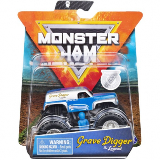Monster Jam 1:64 Serie 15 Gravedigger The Legend