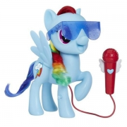 My Little Pony Syngende Rainbow Dash
