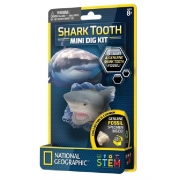 National Geographic Mini Dig Sharks Tooth