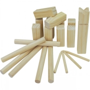 Playfun Kubb King Kongespil