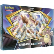 Pokemon Box Kangaskhan GX