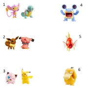 Pokemon Battle Figur