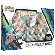 Pokemon Box Alolan Marowak GX