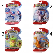 Pokemon Feature Figurer 11 cm