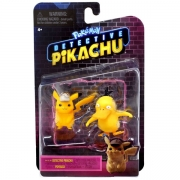 Pokemon Figure Battle Pack Detective Pikachu og Psyduck