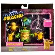 Pokemon Figure Battle Pack med 6 figurer