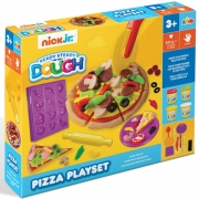 Nick Jr. Ready Steady Dough Pizza Modellervoks Legesæt