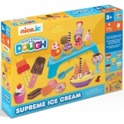 Nick Jr. Ready Steady Dough Supreme Ice Cream Modellervoks Legesæt