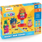 Nick Jr. Ready Steady Dough Wacky Hair Modellervoks Legesæt