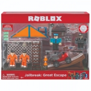 ROBLOX Jailbreak Great Escape Legesæt