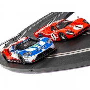 Scalextric C3893A Ford GT MKII Le Mans 50 years