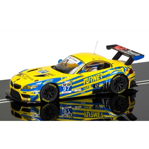 Bmw Z4 Gt3 Top Speed: Scalextric C3720 BMW Z4 GT3