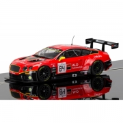 Scalextric C3845 Bentley Continental GT3 Red Team
