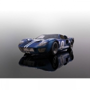 Scalextric C3916 Ford GT MKII Sebring