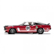 Scalextric C3926 Ford Boss Mustang 1970