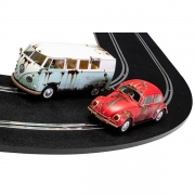 Scalextric C3966A VW Beetle & Camper