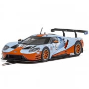 Scalextric C4034 Ford GTE Gulf Edition