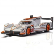 Scalextric C4061 Ginetta G60 LT P1 Le Mans 2018
