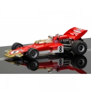 Scalextric C3657A Team Lotus 72 Tony Trimmer