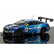 Scalextric C3846 Bentley Continental GT3 Team Blue