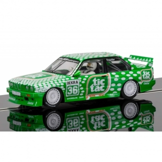 Scalextric C3865 BMW M3 E30 Sport Evolution