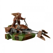 Scalextric c3299 Star Wars Speeder Bike Ewok