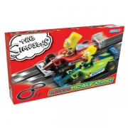 Scalextric G1117 The Simpsons Grand Prix sæt