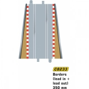 Scalextric c8233 Lead-in/out
