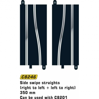 Scalextric c8246 Side Swipe Straights